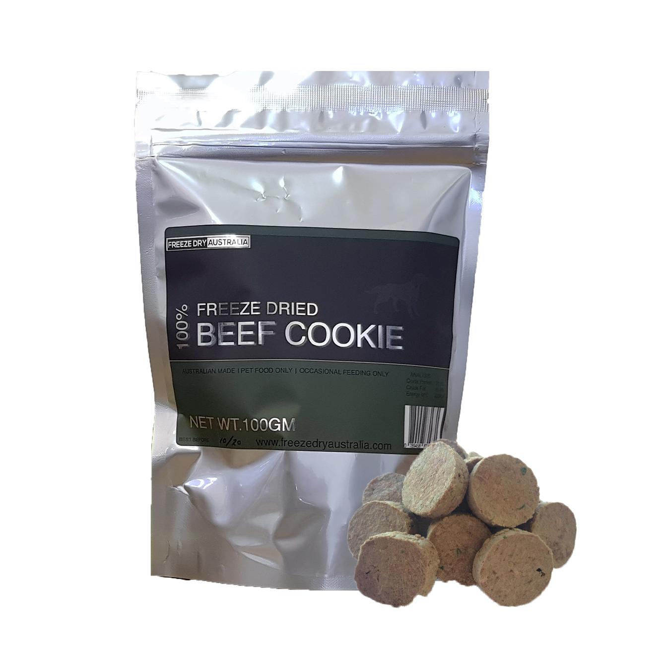 Beef Cookie