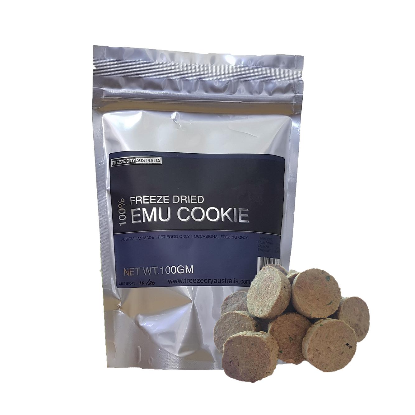 Emu Cookie