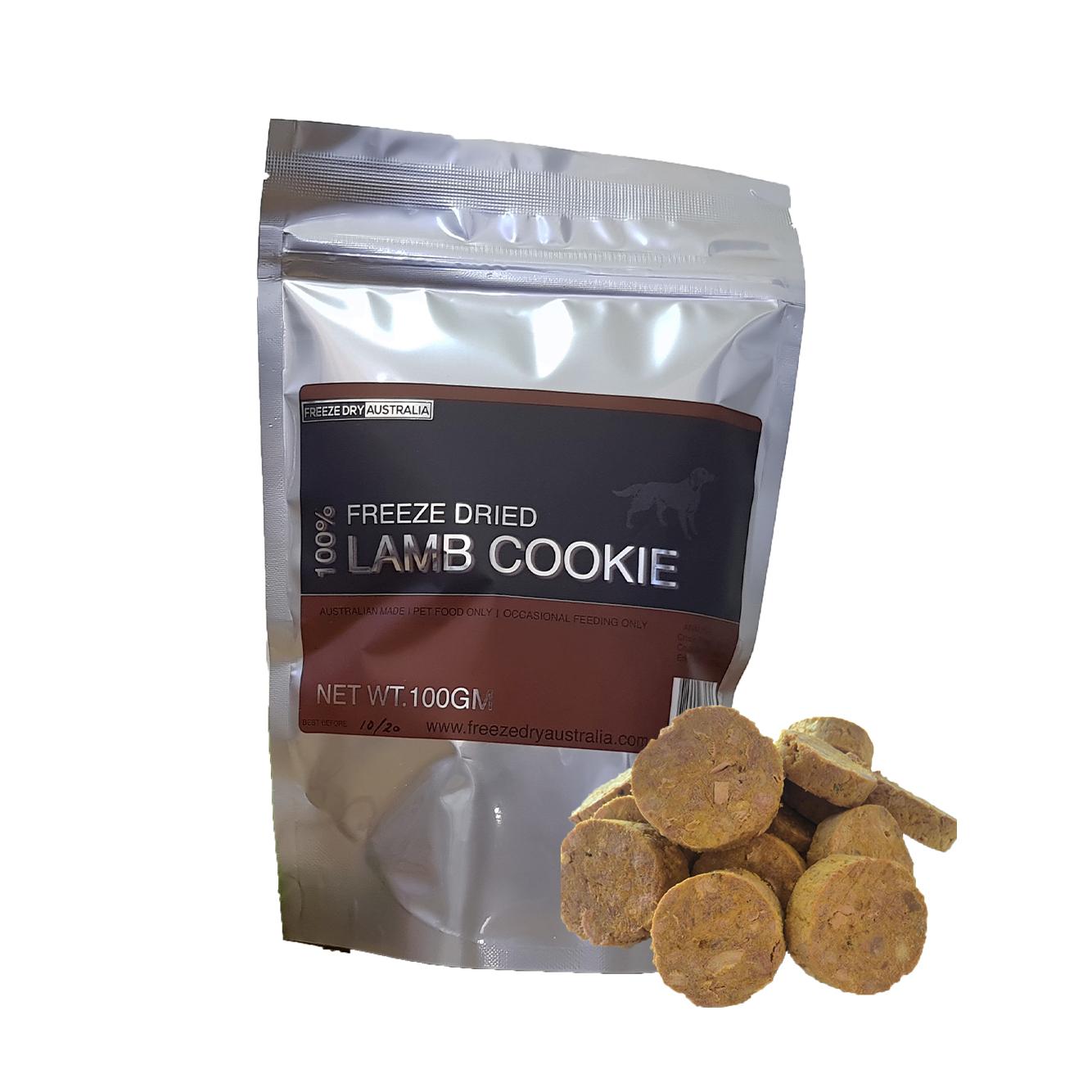 Lamb Cookie (100g)